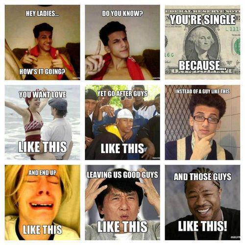 why girls like jerks